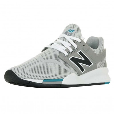 chaussure homme new balance grise