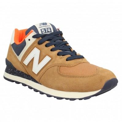 new balance chaussures homme marron