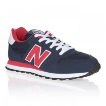 new balance homme 500 gris rouge